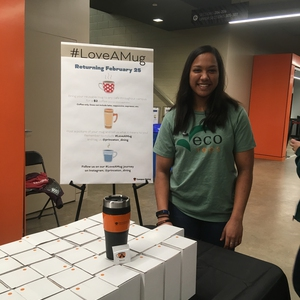 #LoveAMug: Reinvigorating a Reusable Mug Program