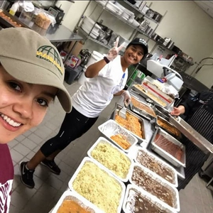 Point Loma Nazarene University's Food Recovery Network