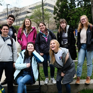 Student Sustainability Educators at American University, 2017-2018