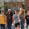 UCLA Students wearing licensed products 3 of 3