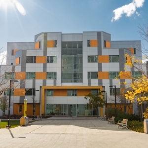 First Net Zero Carbon Building certification for a retrofit in Canada: Humber College NX building