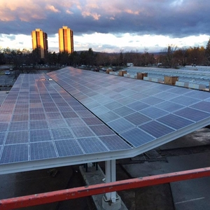 UMass Amherst Goes Solar All Over