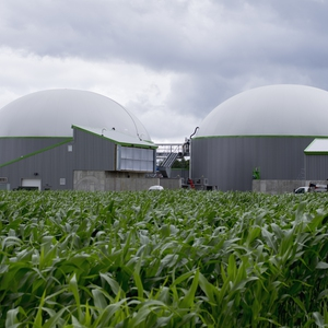 Biogas systems with anaerobic digestion for sustainability education and and research renewable energy production