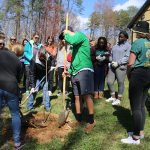 2018 Earth Week at Wake Forest