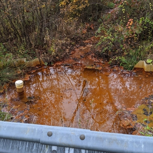 Toxic Art: Sustainable Treatment of Acid Mine Drainage for Pigment Production