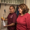 Stanford Housing Director & Lead Custodian Discuss Green Cleaning System