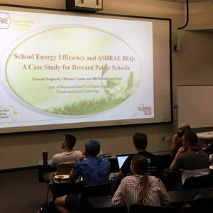 ENERGY EFFICIENCY IN K-12 SCHOOLS: A CASE STUDY IN FLORIDA