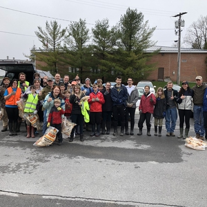 Annual Chittenango Creek Clean-Up & Wildlife Shrub Seedling Planting