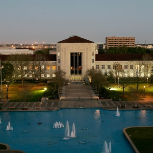 Water Conservation at the University of Houston