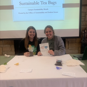 Sustainable tea and tea bags