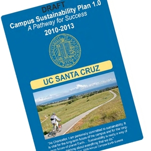 The University of California Santa Cruz's Campus Sustainability Plan 1.0: a Case Study in Transformative Action for Change