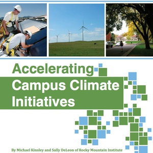 Accelerating Campus Climate Initiatives: Breaking Through Barriers