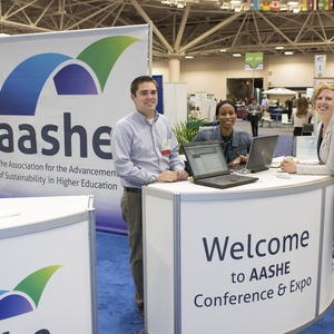 AASHE Conference Welcome