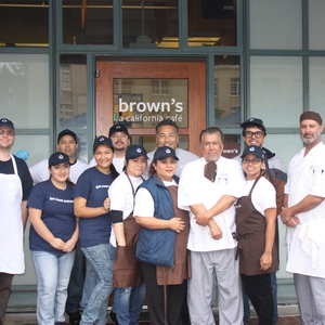 Brown's- A California Cafe