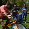 Smoothie Bike at Elon University