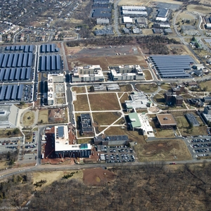 Rutgers Solar Canopy Array