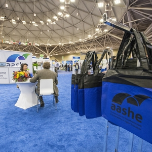 AASHE Conference - Booth