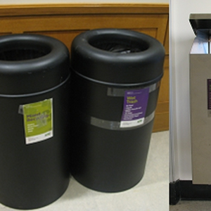 Centralized Recycling Pilot at NYU Stern