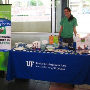 Foam Free Dining at the University of Florida