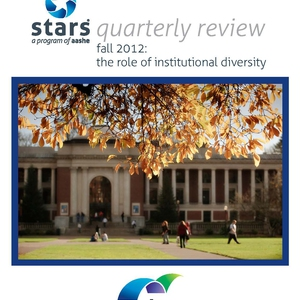 STARS Quarterly Review: Fall 2012