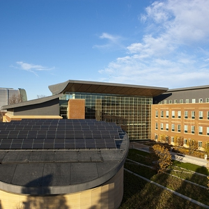Business Instructional Facility Solar Array at University of Illinois at Urbana-Champaign