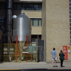 The University of Winnipeg's Biomass Heating System