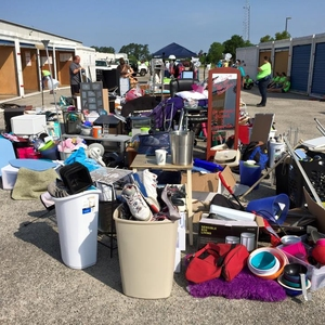 Campus Salvage Move-Out Collection and Donation Program