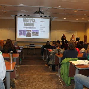 University of Minnesota, Morris student leads implementation of the Student Engagement Leadership Forum on Sustainability (SELFsustain) across the University of Minnesota-system