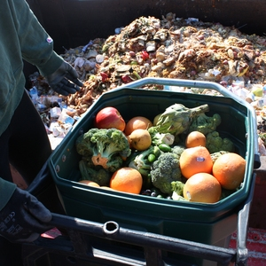 Public-Private Food Waste Composting Program