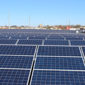 Utility-Scale Solar Farm for University of Illinois at Urbana-Champaign