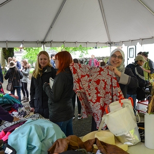 Portland State University hosts Earth Day festival