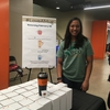 Tiger Sustainability Night - EcoRep with #LoveAMug Poster at mug giveaway