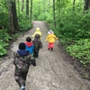 Humber College Forest Nature Program - Running Free