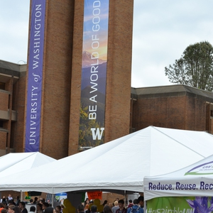 University of Washington Earth Day