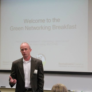 Green Networking Breakfast