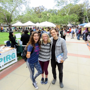 UCLA Earth Day Fair