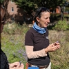 A pollinator garden tour around campus from the expert gardener Terri