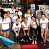 Volunteers at the New2U Tag Sale