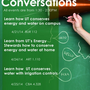 University of Texas at Austin's Energy Conservation Campaign