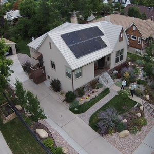 Beyond Campus Roofs: Solar for the Community