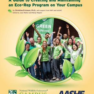 Student Sustainability Educators: A Guide to Creating and Maintaining an Eco-Rep Program
