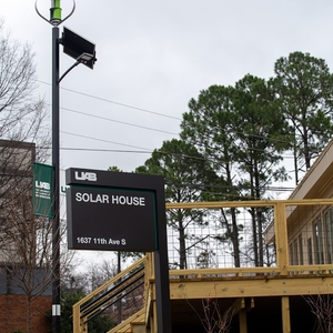 University of Alabama at Birmingham Solar Community and Microgrid