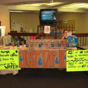 Just Tap It: Reducing Bottled Water Consumption at Muhlenberg College