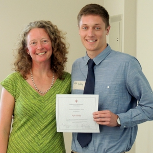 Earth Day Reception and Award Ceremony at Indiana University South Bend