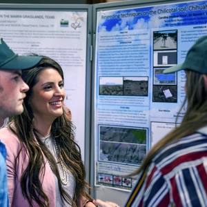 Sul Ross State University Undergraduate and Graduate Research Symposium - Earth Day 2019