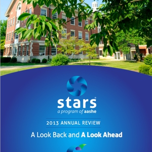 STARS 2013 Annual Review