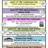 Plumas Earth Days Rainbow Flier