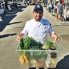 Rice University chef buys locally-sourced ingredients from campus farmers market