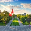 A first university in Canada to open a sustainability office and develop a sustainable development policy, UBC developed a 20-year sustainability strategy as a long-term framework to embed sustainability across the university.