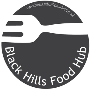 Black Hills Food Hub logo